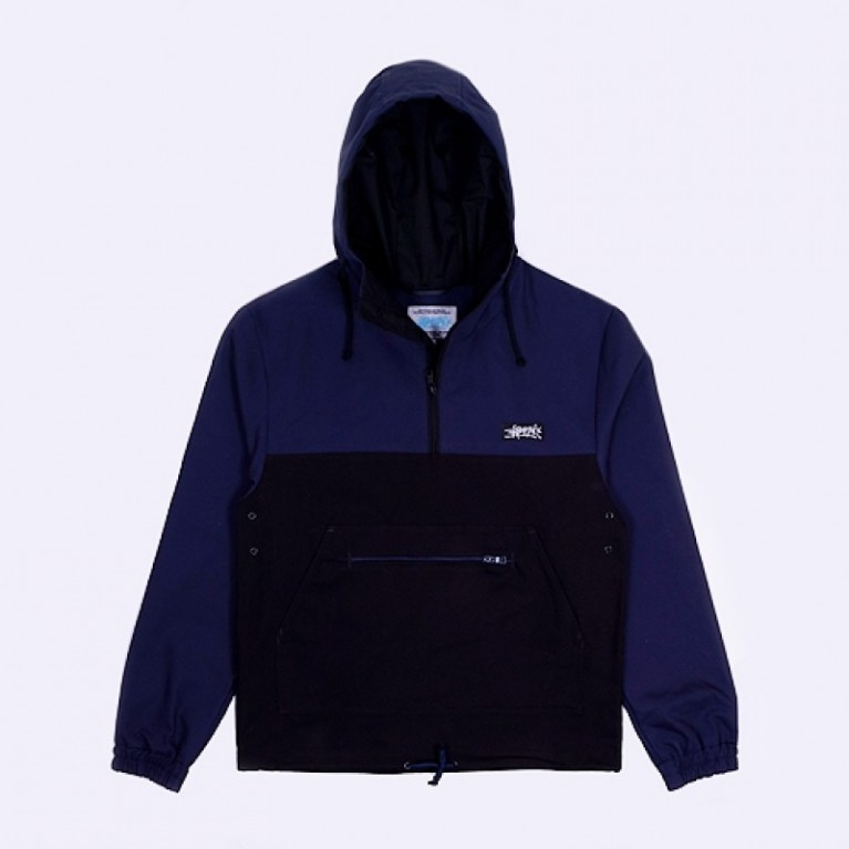 Анорак Anteater Anorak Cotton Navy Black