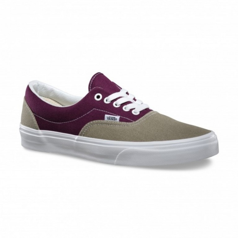 Кеды Vans Era (Golden Coast) Laurel Oak/Potent Purple