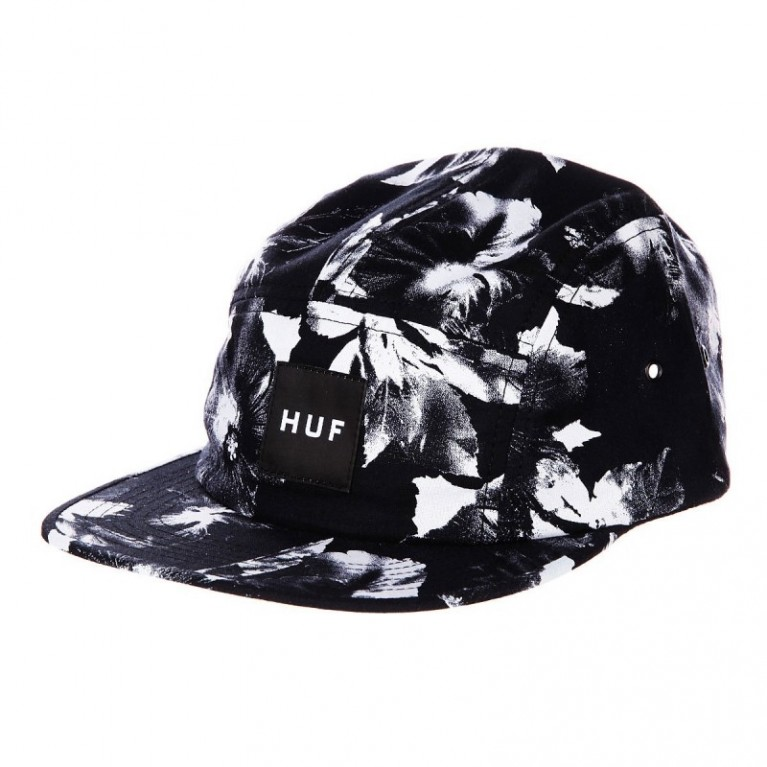 Кепка Huf  Oxford Mesh Volley Black Floral