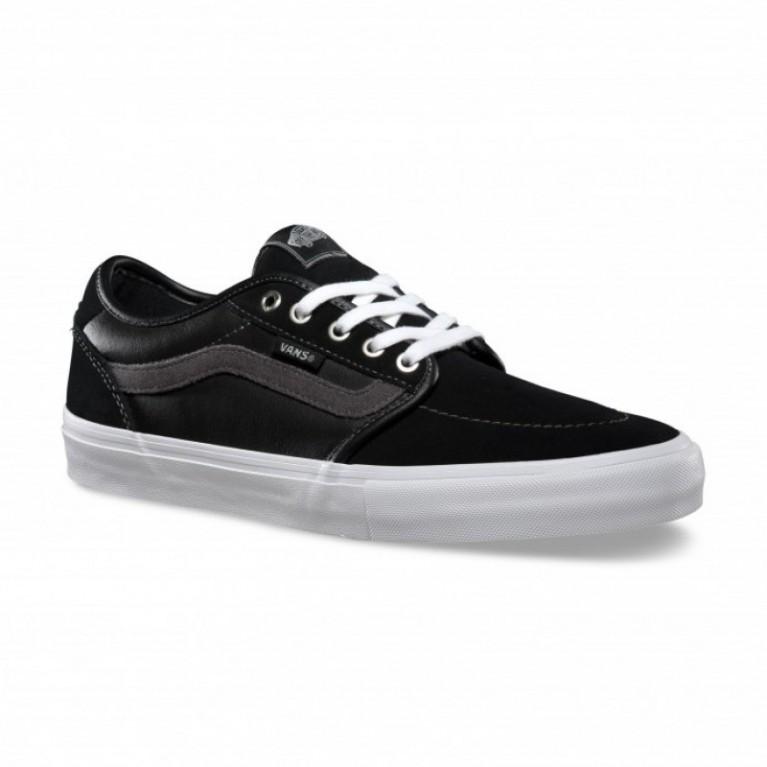 Кеды Vans Lindero 2 Black/White/Silver