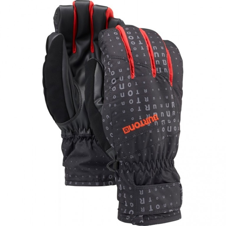 Перчатки Burton Profile GLV Under Snowboard Gloves True Black/Corpo
