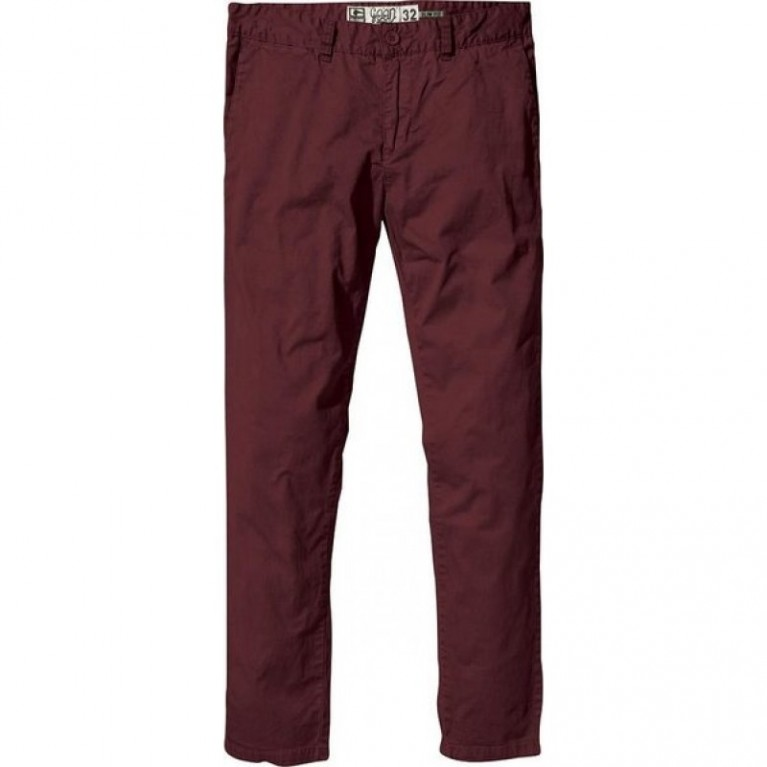 Джинсы Globe Goodstock Chino Oxblood