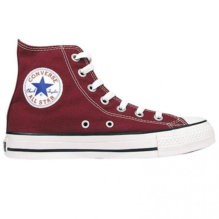 Кеды Converse M9613 High Maroon