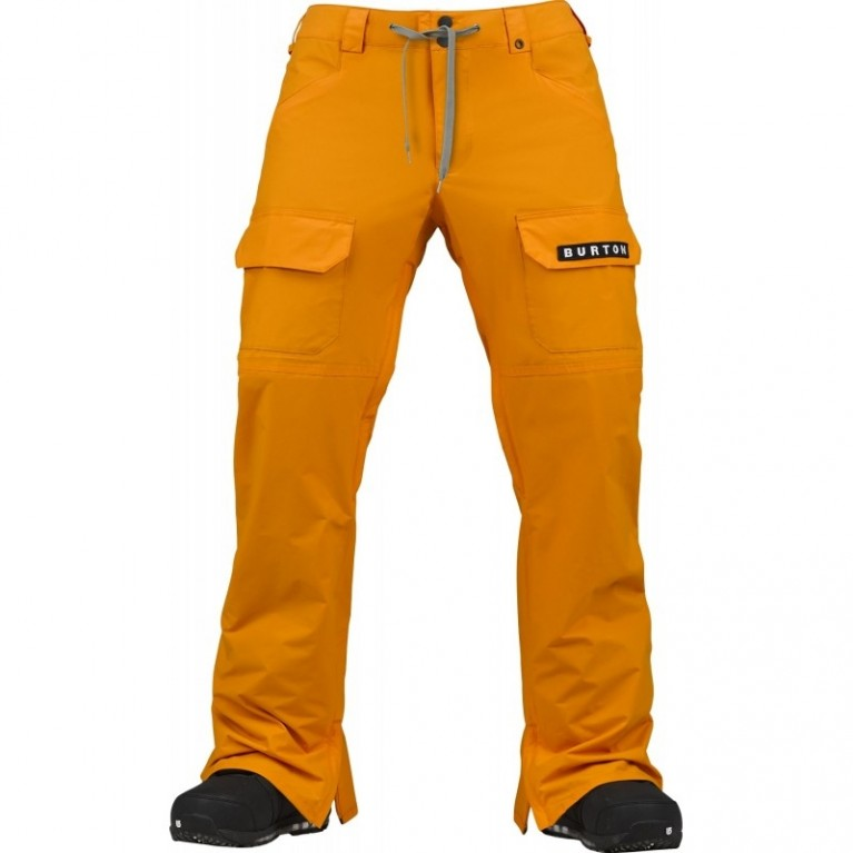 Штаны Burton Pivot Pants Safety Orange