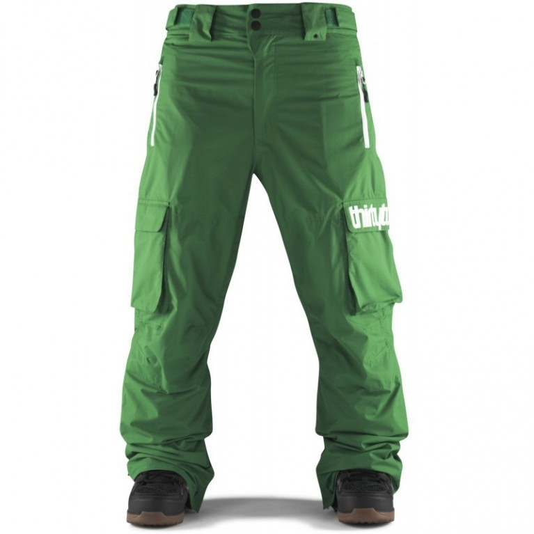 Штаны ThirtyTwo Blahzay Pant green