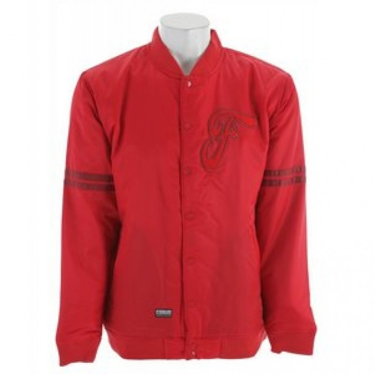 Куртка Forum Stadium Snowboard Jacket Red
