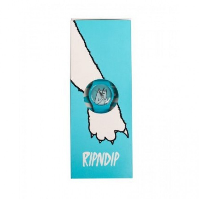 Часы Ripndip Lord Nermal Watch Blue