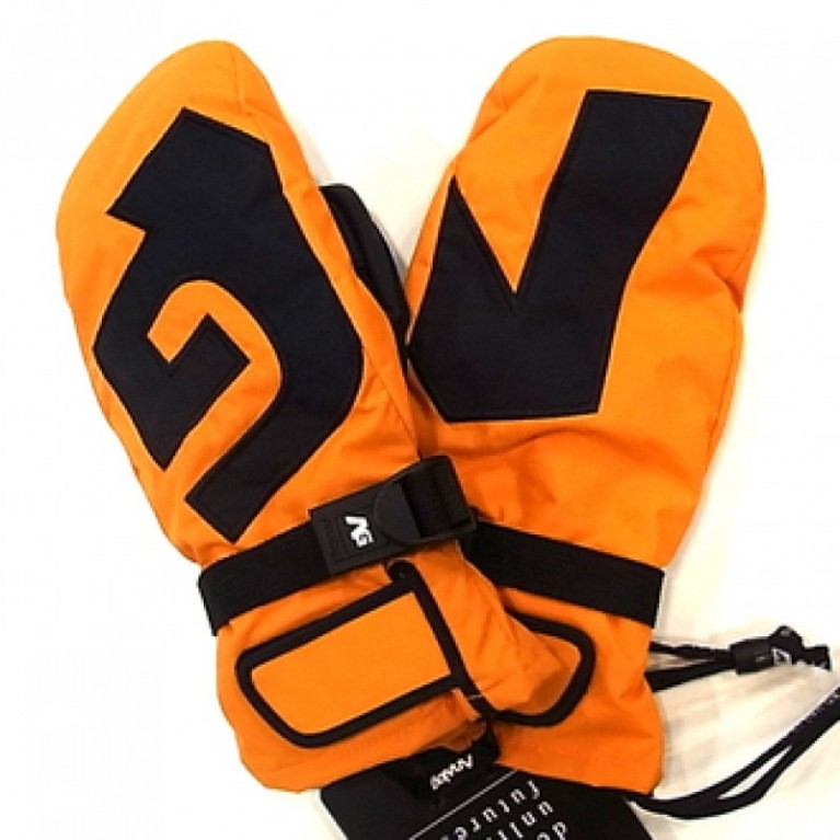 Варежки Analog Gentry Mitt Safety Orange