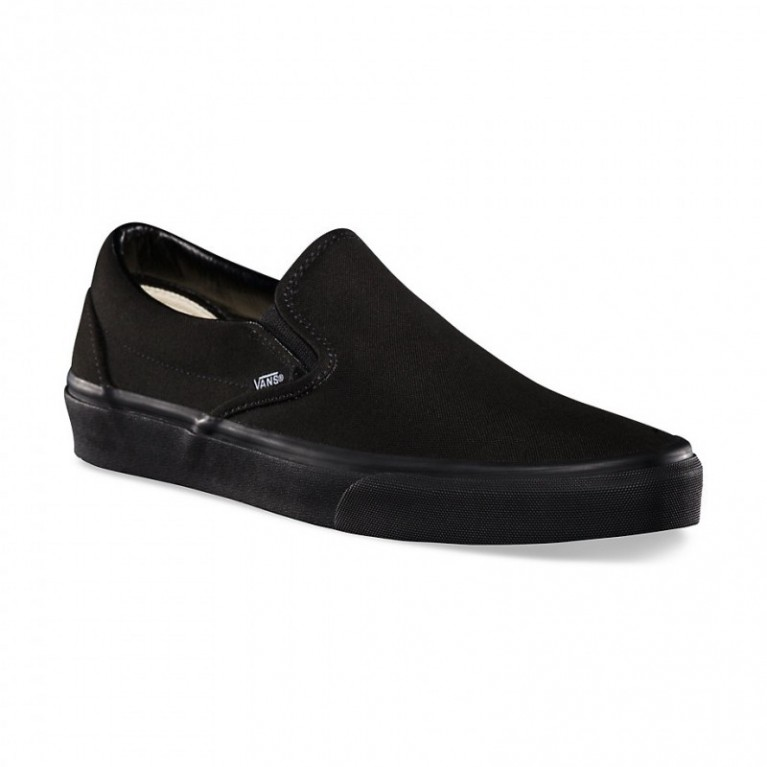 Кеды Vans Slip-On Black/Black