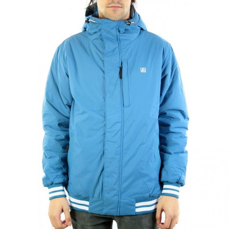 Куртка Globe Meanwood Jacket deep water