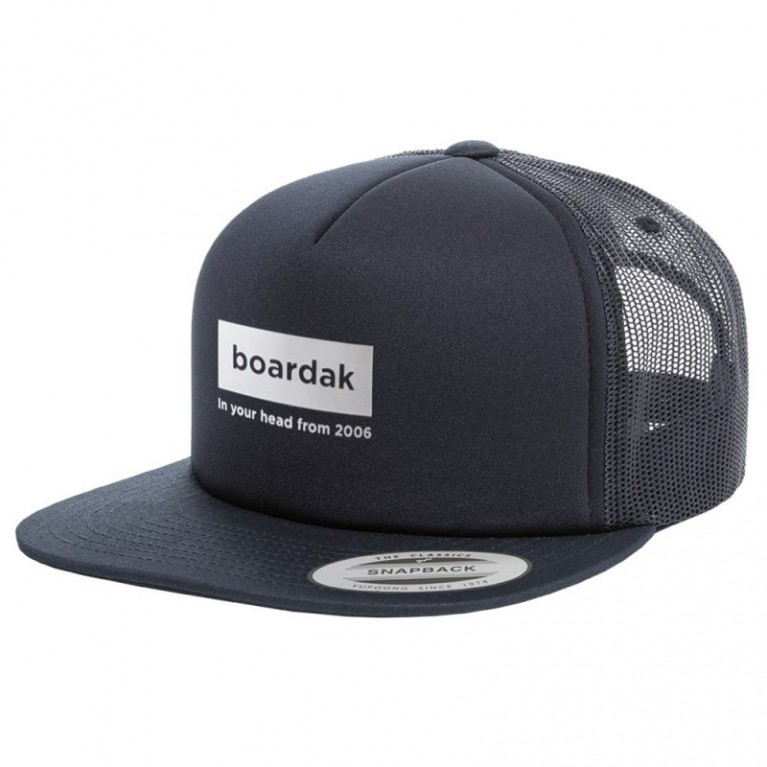 Кепка Boardak In Your Head Flexfit Trucker