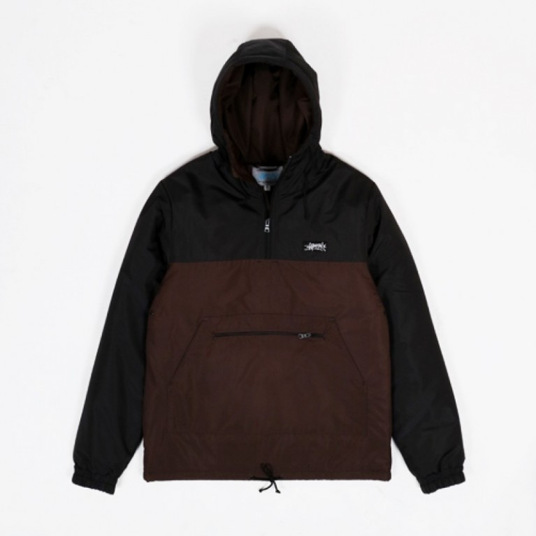 Анорак Anteater Anorak Long Combo brown