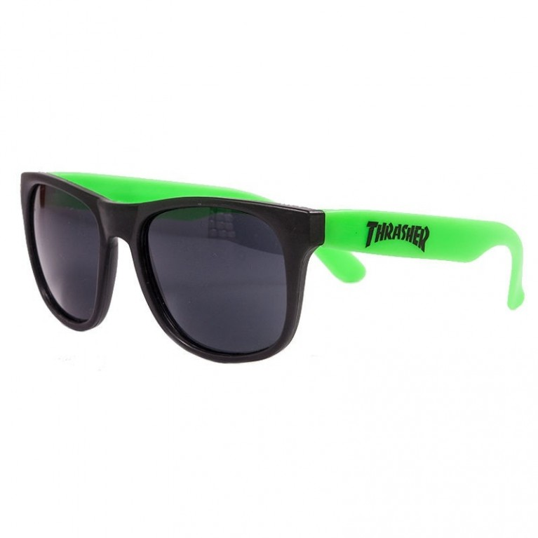 Очки Thrasher Neon Green Sunglasses