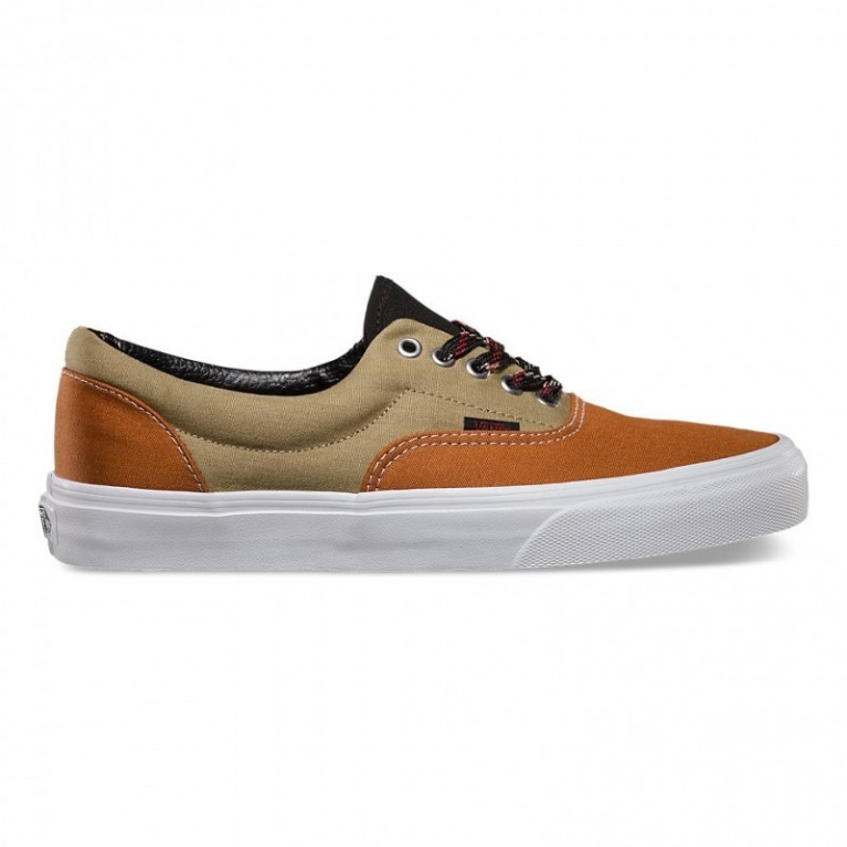 Кеды Vans Era 3 tone glazed ginger/kelp