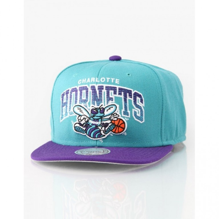Кепка Mitchell And Ness Snapback Chicago Bulls Gris HapnelКепка Mitchell & Ness NBA Charlotte Hornets Stack 2Tone Snapback Cap