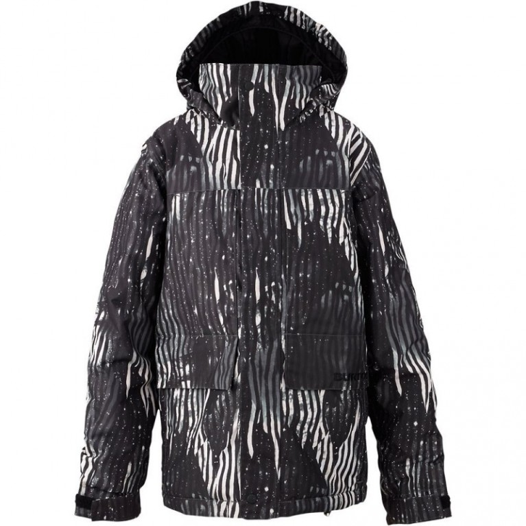 Куртка Burton Twc Greenlight Snowboard Jacket Big Bang Print