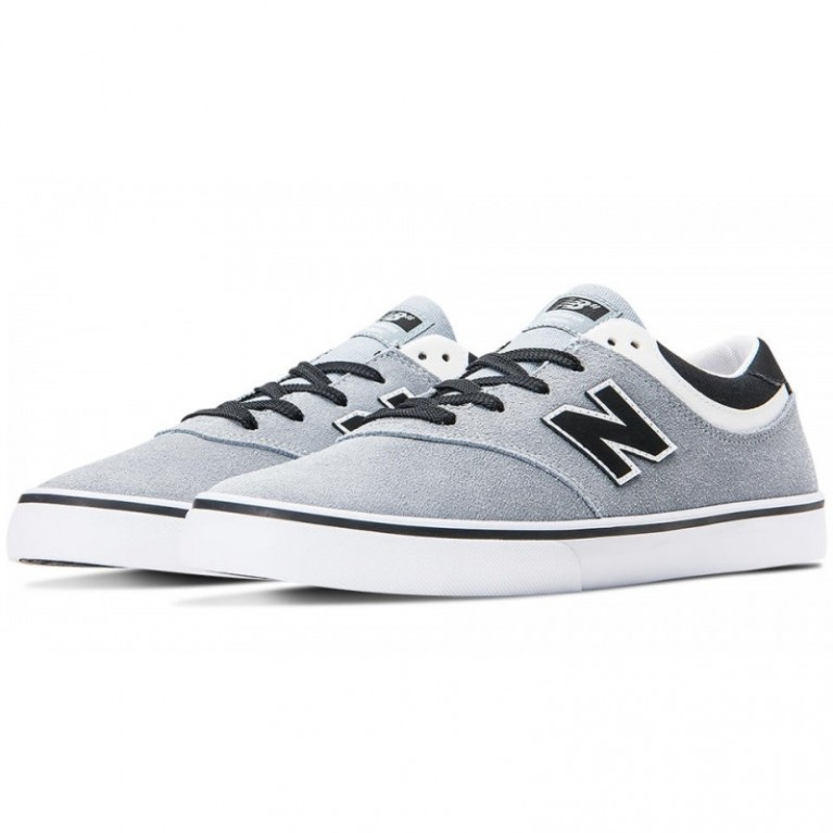 Кеды New Balance Numeric Mens NM254 Slate/Black