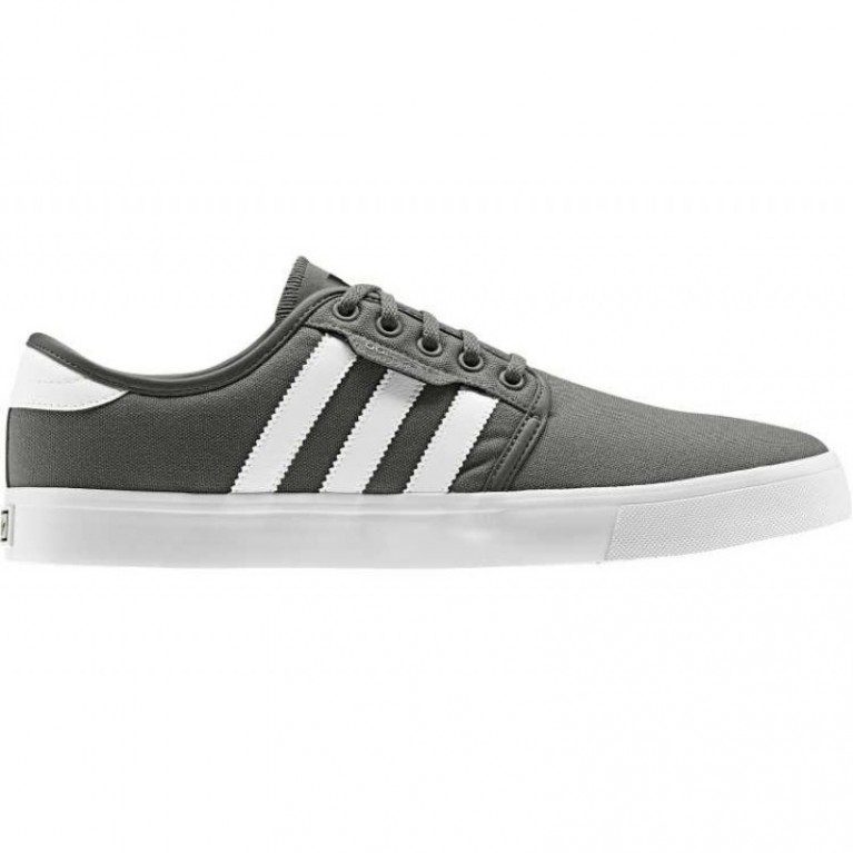 Кеды Adidas Seeley Grey/white