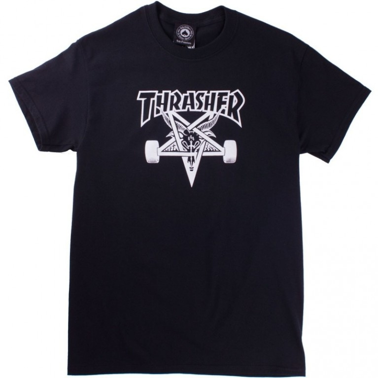 Футболка Thrasher Skategoat Black