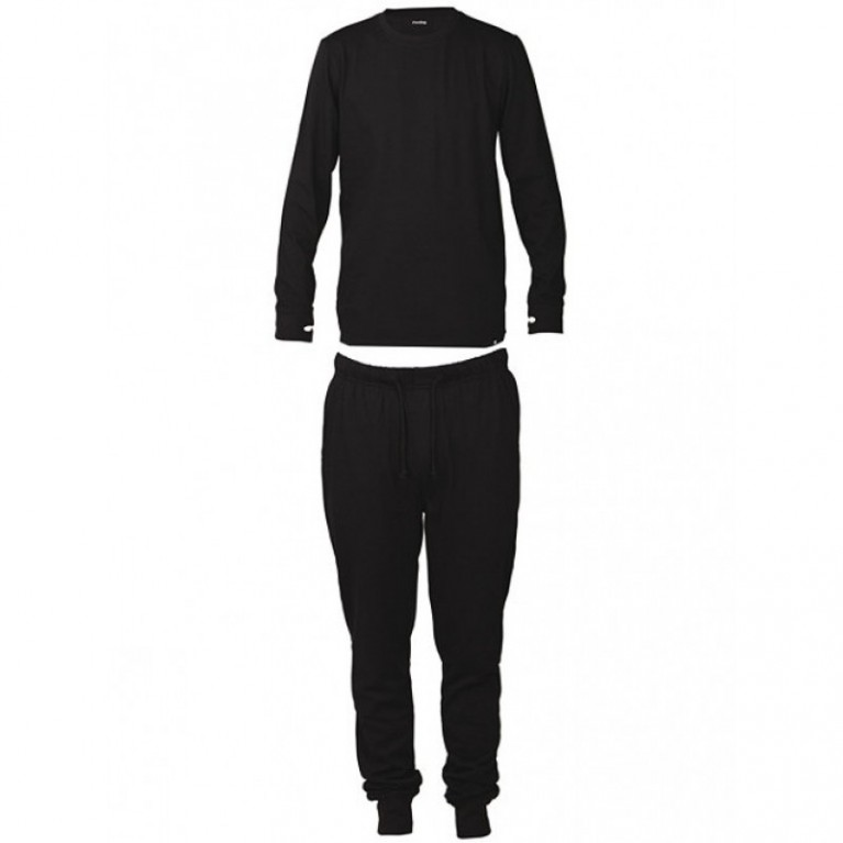 Термобелье Analog Pre Pack Base Layer True Black