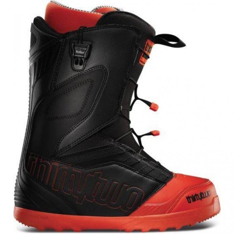 Ботинки для сноуборда ThirtyTwo Lashed FT Black Orange