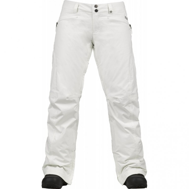 Штаны Burton Ж Society Pants Stout White