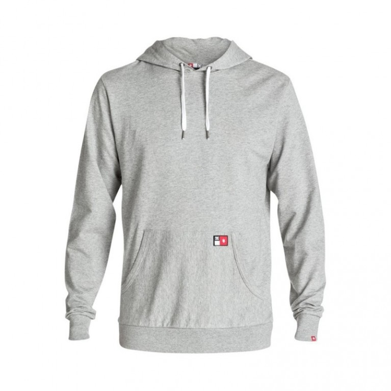 Толстовка  DC Shoes Core Pullover Heather Grey