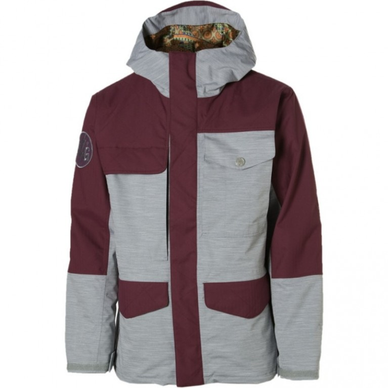 Куртка Analog Guidance Jacket Quarry Grey