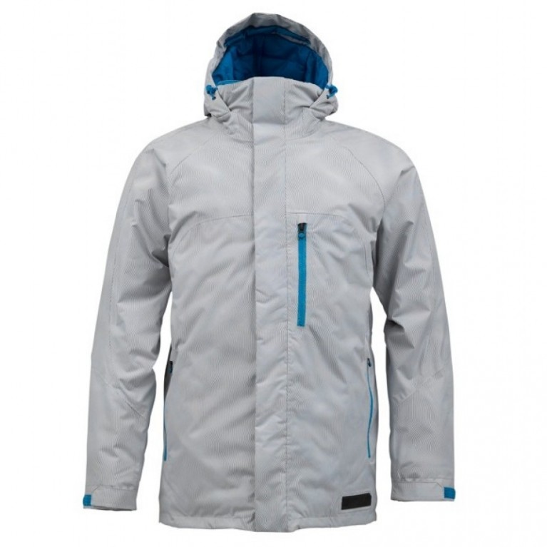 Куртка Burton Hostile Snow Jacket - Saber Knife Print