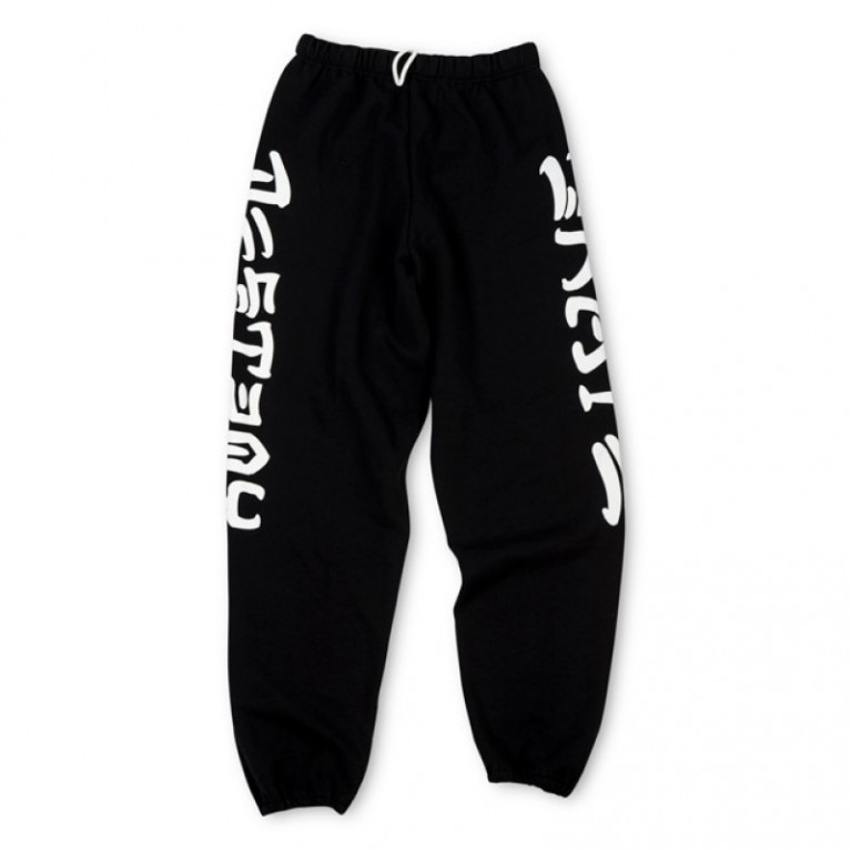 Штаны Thrasher SAD Sweatpants Black