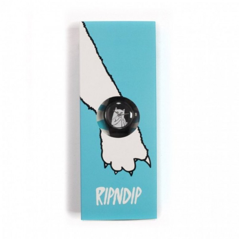 Часы RIPNDIP Lord Nermal Watch Black