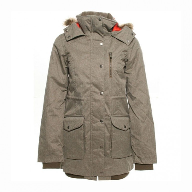 Парка Vans G Cadet Parka Heather Canteen