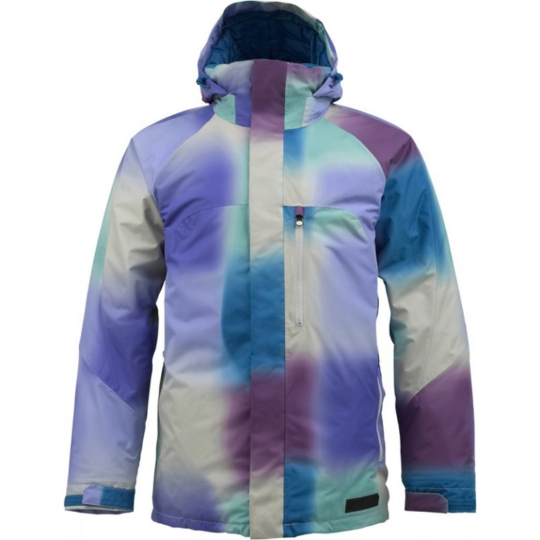 Куртка Burton Hostile Jacket Water Blurry Print