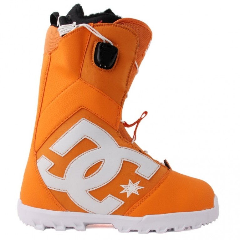 Ботинки DC Shoes Avaris - Orange