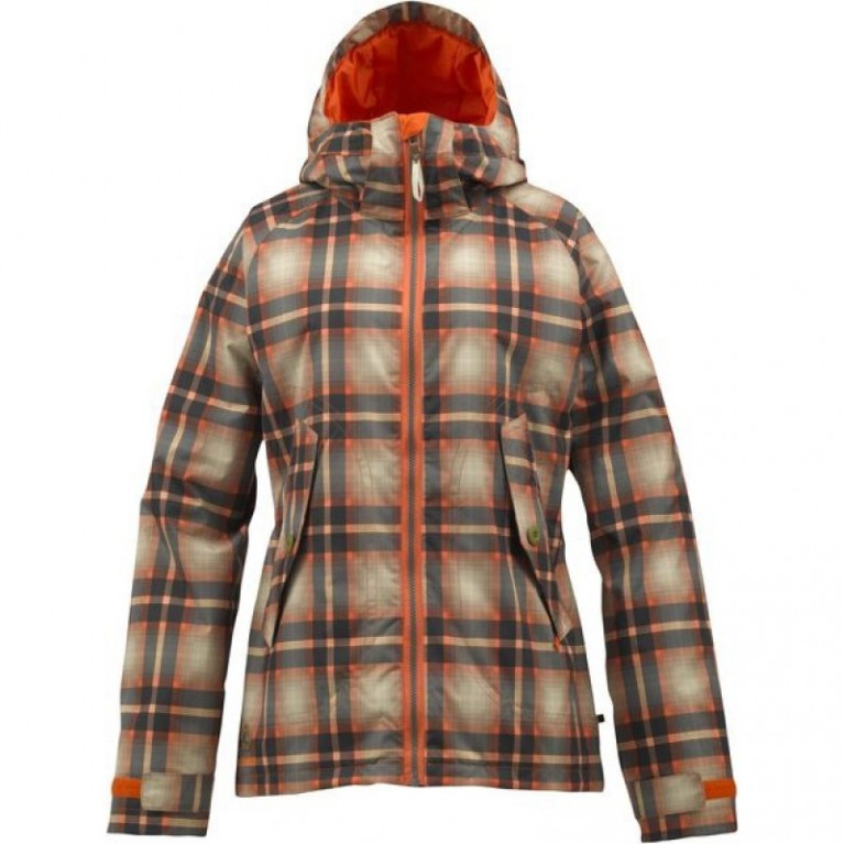 Куртка Burton WbLogan Jk Fever Radiant Plaid
