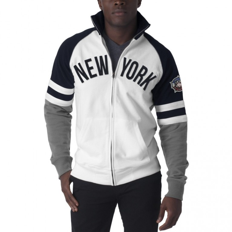 Толстовка New York Yankees Bond Track Jacket