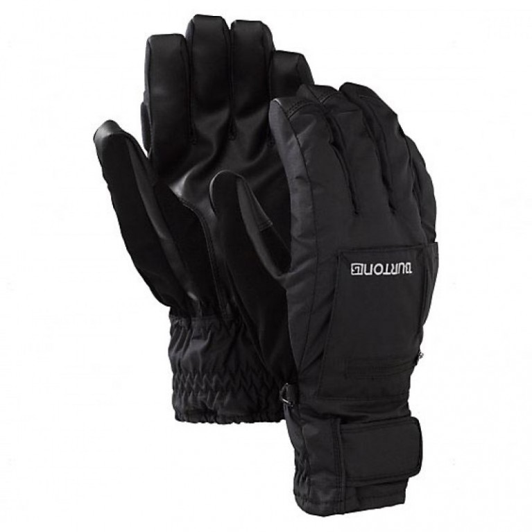 Перчатки Burton Baker 2 in 1 true black/pipeline