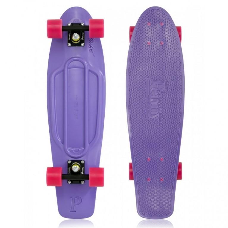 "Круизер Penny Nickel 27"" Purple Pink"