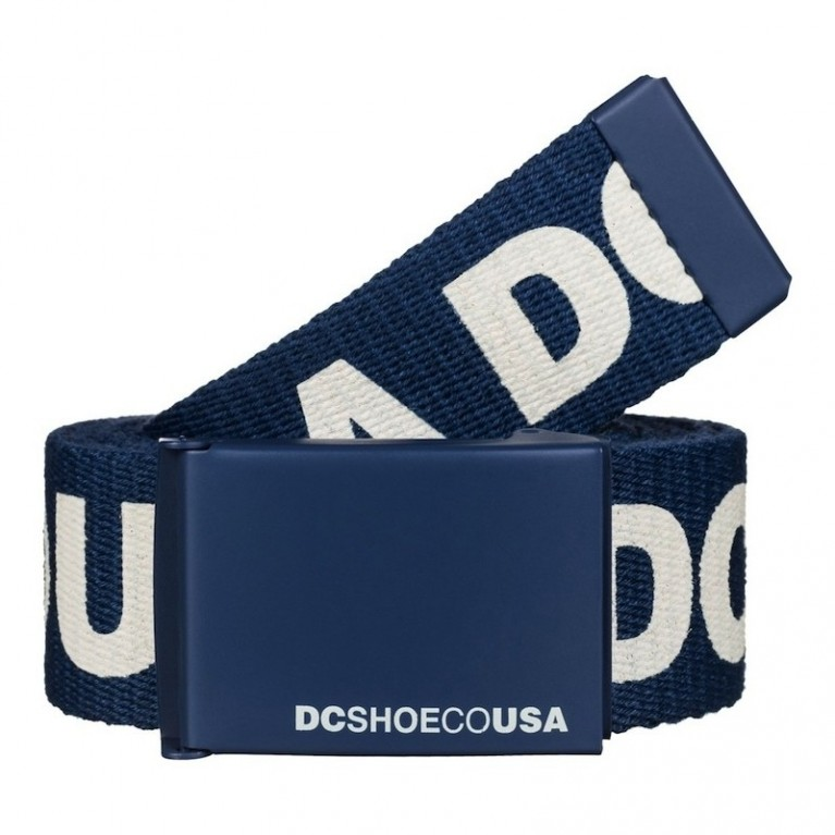 Ремень DC Shoes Chinook 6 Blue Indigo