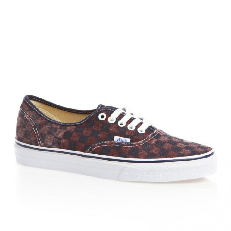 Кеды Vans Authentic Van Doren Checkers