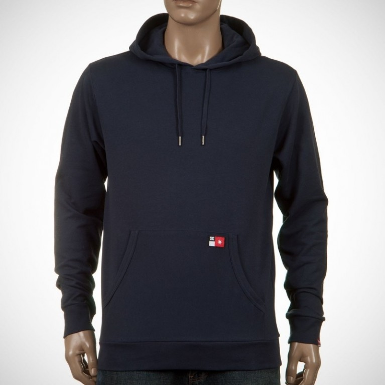 Толстовка DC Core Pullover Hood DC Navy