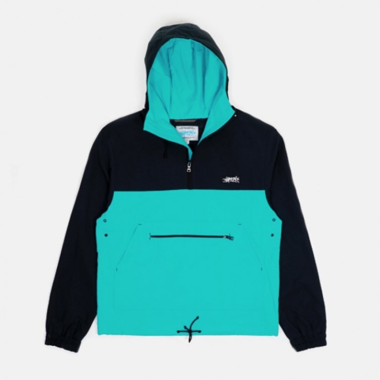 Анорак Anteater Anorak Cotton Black Mint