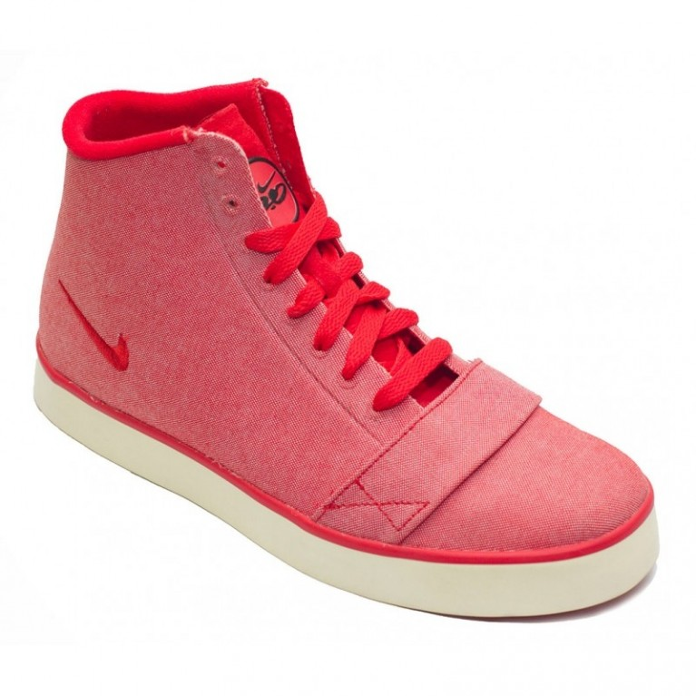 Кеды Nike 6.0 Balsa Mid Chilling Red / Chilling Red-Light Blue