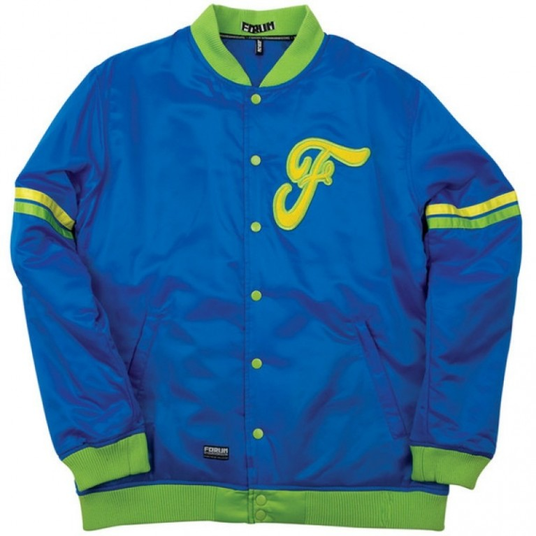 Куртка Forum Stadium Snowboard Jacket Blue