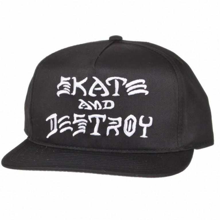 Кепка Thrasher Skate And Destroy Snapback