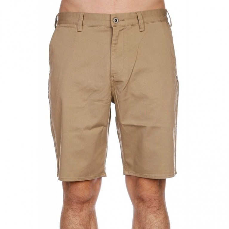 Шорты DC Worker Straight Short Khaki