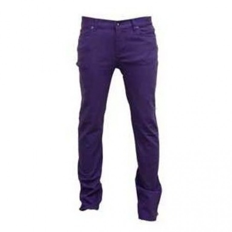 Джинсы Krew Super Slim Purple