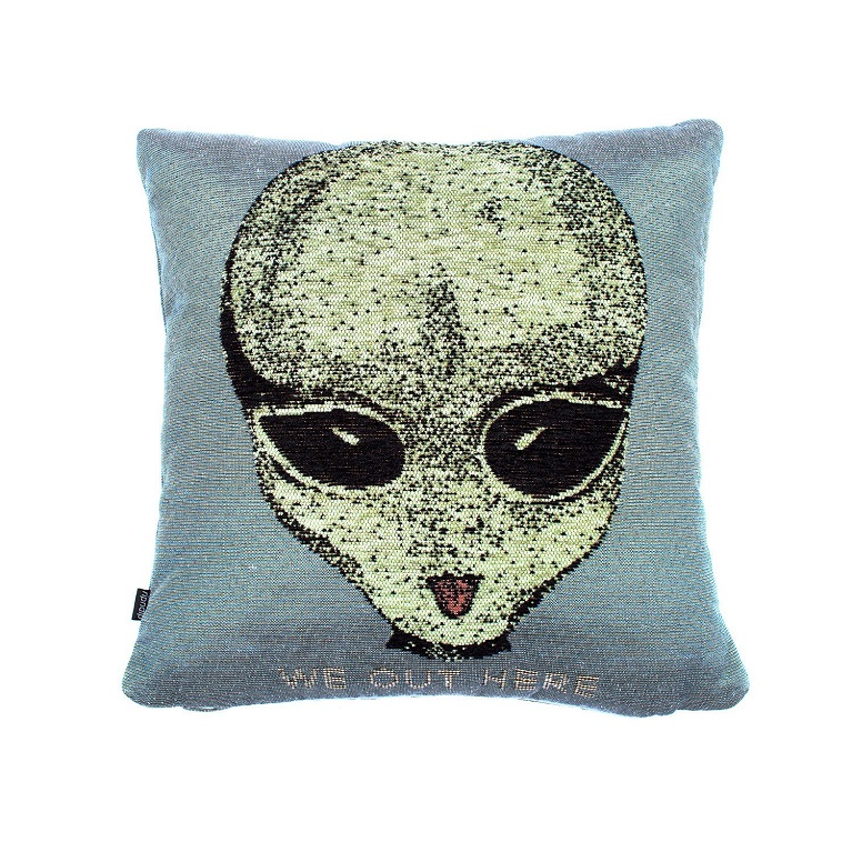 Подушка Ripndip We Out Here Granny Pillow