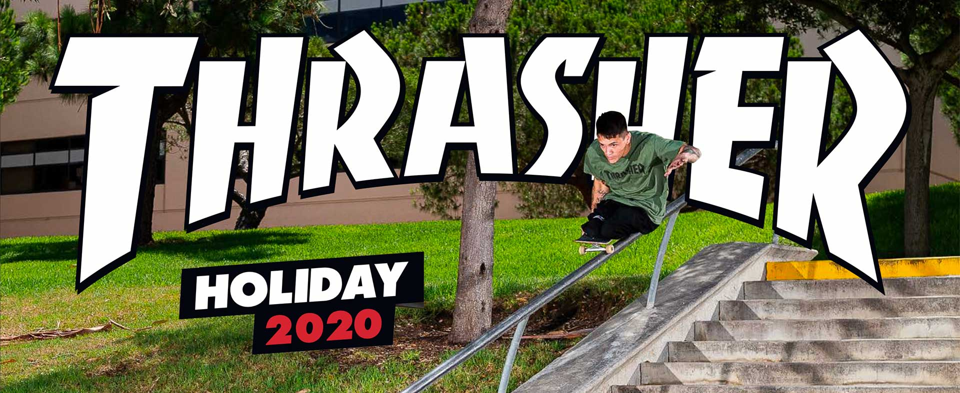 Thrasher Holiday 2020