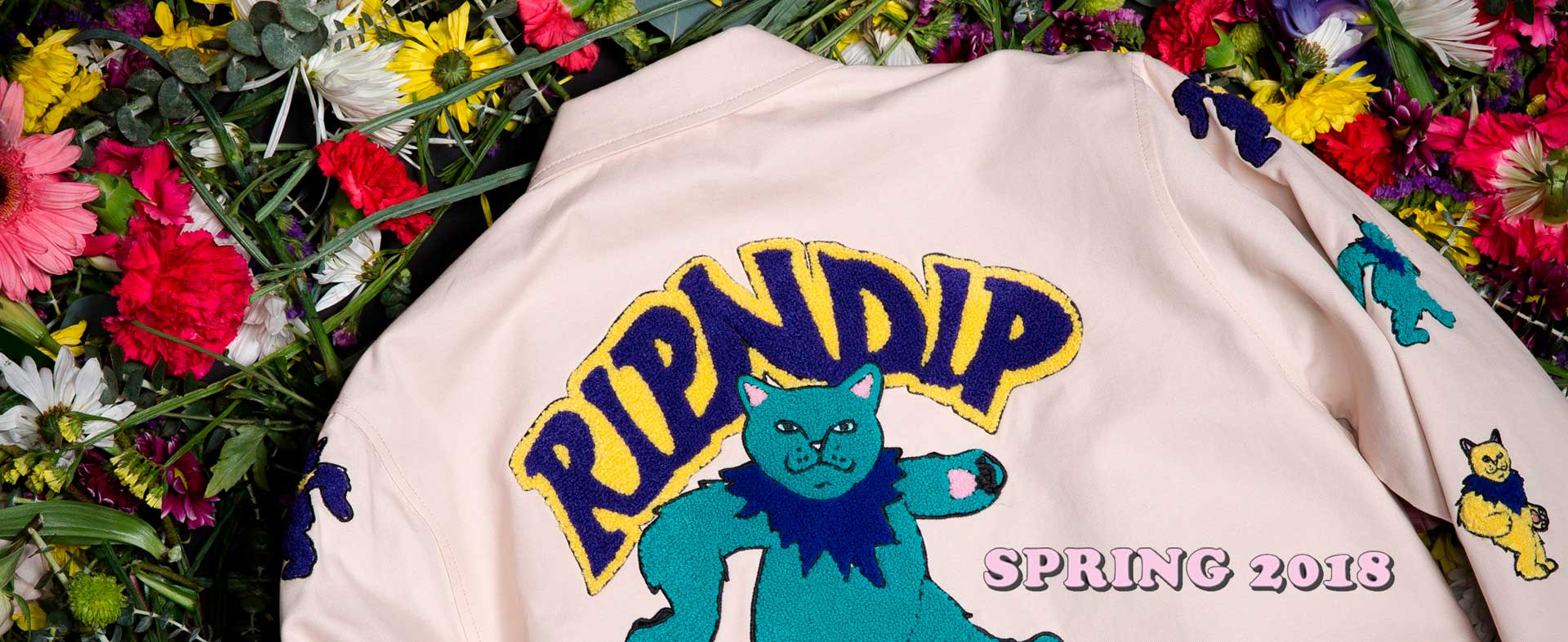 Ripndip коллекция Spring 2018
